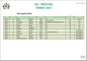 OG-Prüfung Ergebnisse-BGH1 25.-26.11.2017